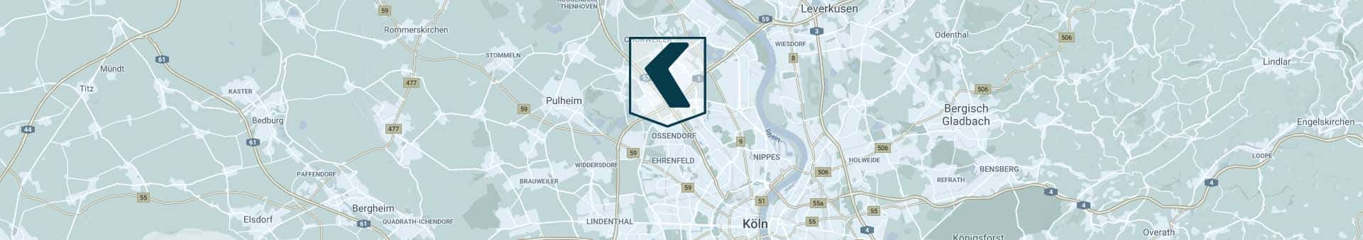 SAP Business One Konsultec GmbH Standort Location