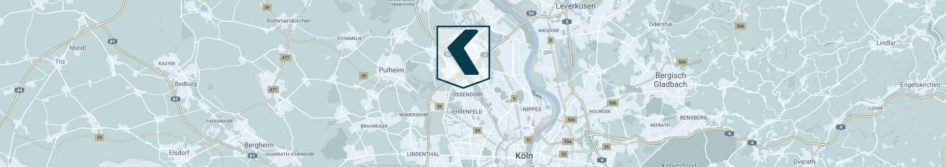 SAP Business One Konsultec GmbH Standort Location
